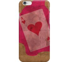Minimalist Gambit iPhone Case/Skin