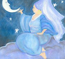 Moon Mother by Nina du Preez