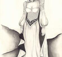 Moon Priestess by Nina du Preez