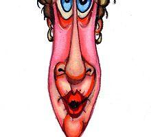 Cartoon No 167 by eruthart