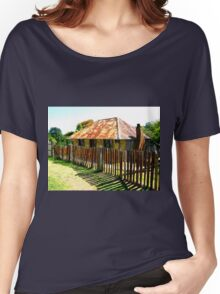 Beyers Cottage - Hill End Women's Relaxed Fit T-Shirt