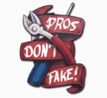 Pros Don't Fake by James Smith