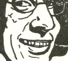 Harold Ramis 1970s Sticker