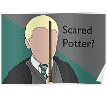 Scared Potter? Poster