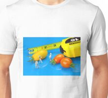 Tomato harvest little people and food Unisex T-Shirt