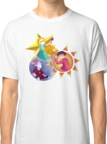 The Star, Sun and Moon Classic T-Shirt