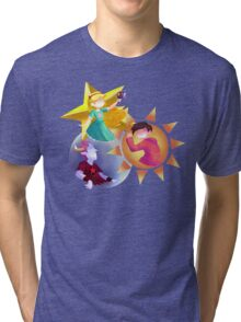 The Star, Sun and Moon Tri-blend T-Shirt