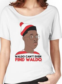 Waldo Can't Even Find waldo Women's Relaxed Fit T-Shirt