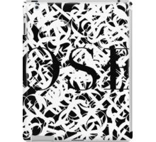 "ROSES - ALL OVER ""ROSES"" BOX LOGO iPad Case/Skin"