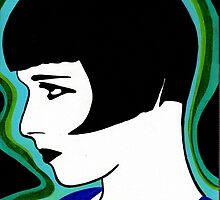 Louise Brooks by VintageQueen