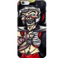 Mortal Kombat Havik Fan Art iPhone Case/Skin