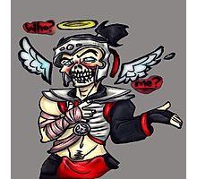 Mortal Kombat Havik Fan Art Photographic Print