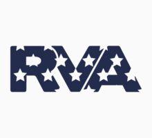 RVA -Stars Blue Kids Clothes
