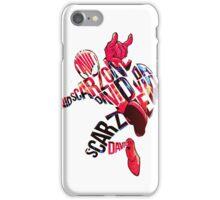 David Scarzone - Spiderman iPhone Case/Skin