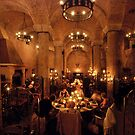 Cistern Restaurant, Sultanahmet, Istanbul by Christopher Cullen