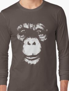 Everything's More Fun With Monkeys Long Sleeve T-Shirt