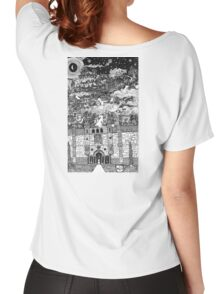 Behind Walls They Slumber Women's Relaxed Fit T-Shirt
