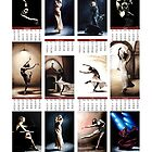 2011 Fine Art Figurative and Dance Calendar by Richard Young