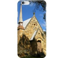 Historic Byng Church iPhone Case/Skin