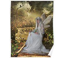 A Fairys Christmas Poster