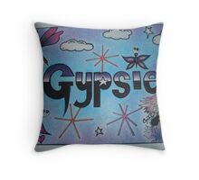 Gypsie personalised picture Throw Pillow