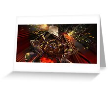 Chrono Trigger: Emergency Exit! Greeting Card