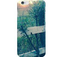Up north iPhone Case/Skin
