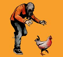 LEROY VS THE EVIL ZOMBIE CHICKEN! Unisex T-Shirt