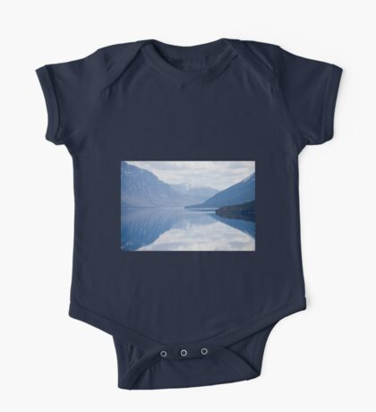 reflection One Piece - Short Sleeve
