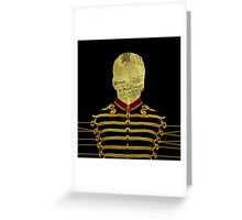 Paul is Dead Greeting Card