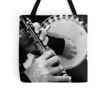 Holiday Jazz Tote Bag