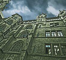 Gothic dream by Luisa Fumi