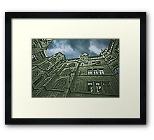Gothic dream Framed Print