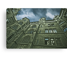 Gothic dream Canvas Print