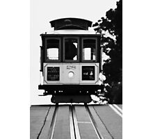 Cable Car of San Francisco Photographic Print