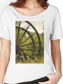 Kennedy Mine Tailing Wheel Women's Relaxed Fit T-Shirt