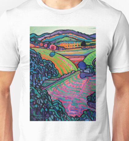 August Sunday at Gordon Tasmania Unisex T-Shirt