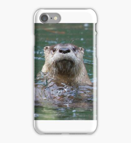 Hello otter! iPhone Case/Skin