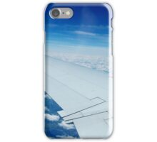Flying Above the Clouds iPhone Case/Skin