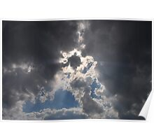 Angel in the Clouds Poster