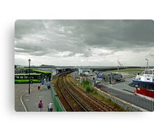 Travel Services, Ryde Canvas Print