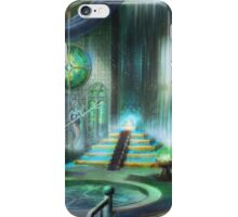 Time Flows Like a River iPhone Case/Skin