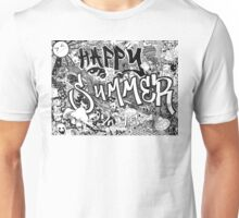 Happy Summer 2015 Unisex T-Shirt