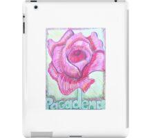 The Rose Parade iPad Case/Skin