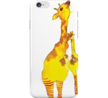 Giraffes iPhone Case/Skin