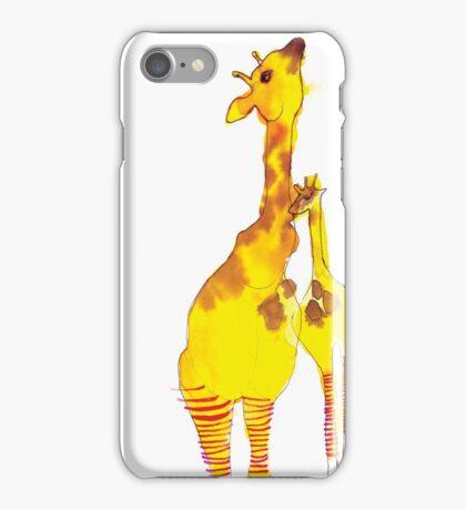 Giraffes iPhone Case/Skin