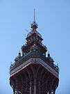 Blackpool Tower - on a sunny day by Ian Ker