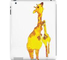 Giraffes iPad Case/Skin