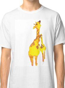 Giraffes Classic T-Shirt