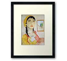Mary Magdalen Framed Print